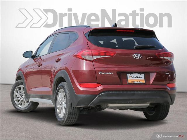 2018 Hyundai Tucson Base 2.0L (Stk: NE166) in Calgary - Image 4 of 27