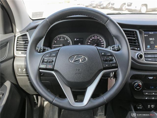 2018 Hyundai Tucson Base 2.0L (Stk: NE166) in Calgary - Image 12 of 27