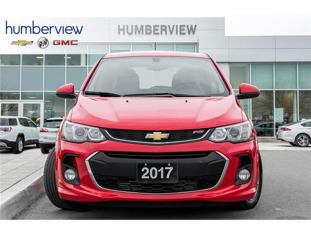 2017 Chevrolet Sonic LT Auto (Stk: C4394A) in Toronto - Image 2 of 19