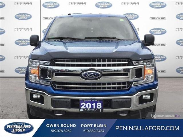 2018 Ford F-150 XLT (Stk: 19FE124A) in Owen Sound - Image 2 of 23