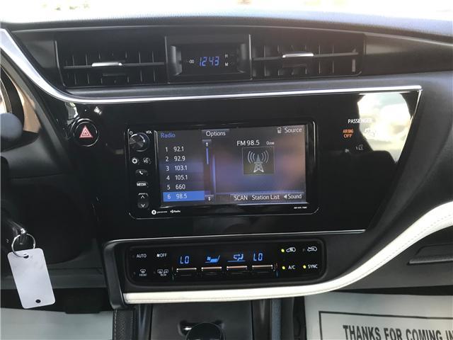 2017 Toyota Corolla iM Base (Stk: 527733) in Abbotsford - Image 13 of 24