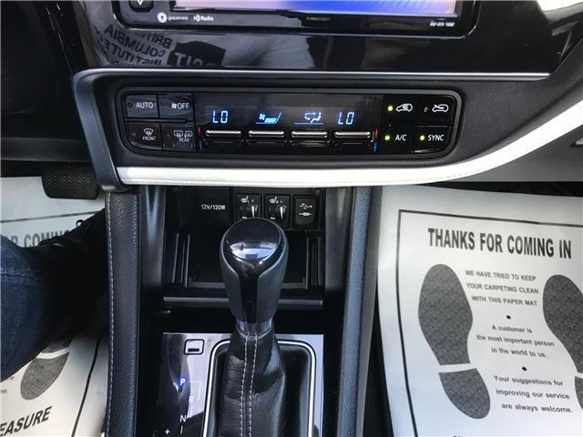 2017 Toyota Corolla iM Base (Stk: 527733) in Abbotsford - Image 19 of 24