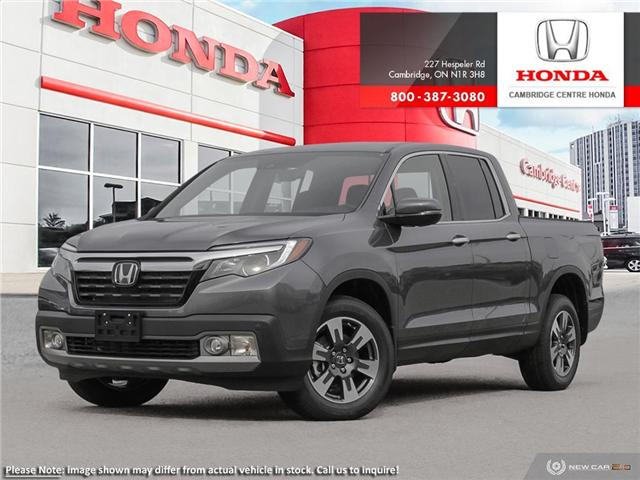2019 Honda Ridgeline Touring (Stk: 19867) in Cambridge - Image 1 of 24