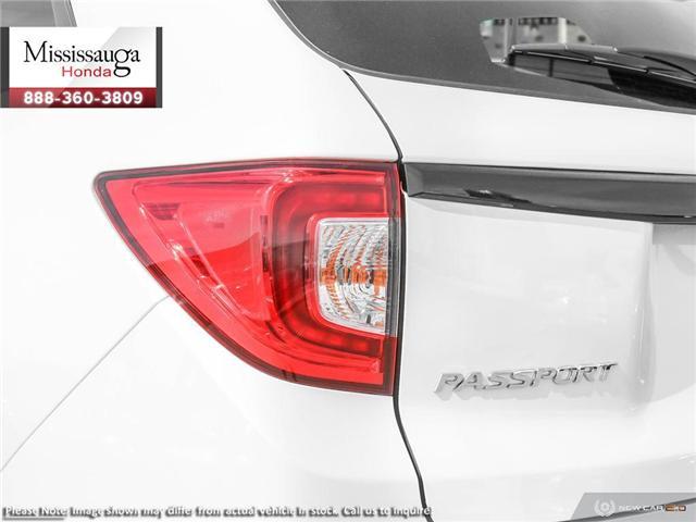 2019 Honda Passport Touring (Stk: 326356) in Mississauga - Image 11 of 23