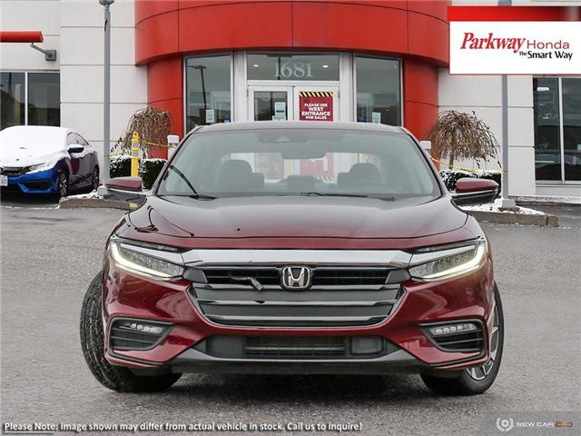 2019 Honda Insight Touring (Stk: 927018) in North York - Image 2 of 23
