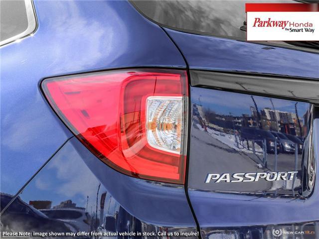 2019 Honda Passport Touring (Stk: 923094) in North York - Image 11 of 23
