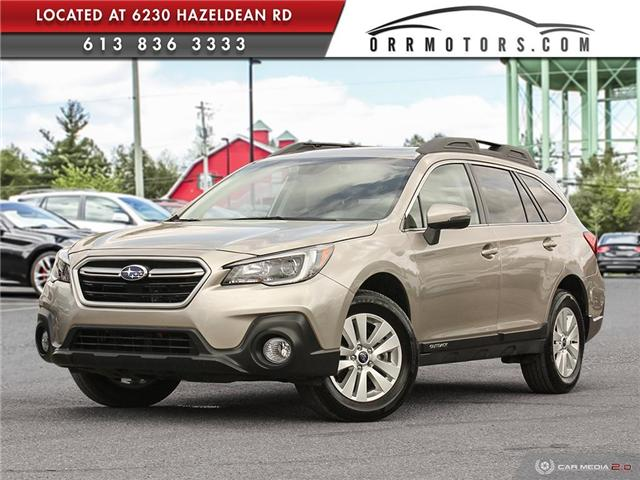 2018 Subaru Outback 2.5i Touring (Stk: 5743TR) in Stittsville - Image 1 of 28