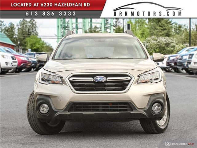2018 Subaru Outback 2.5i Touring (Stk: 5743) in Stittsville - Image 2 of 28