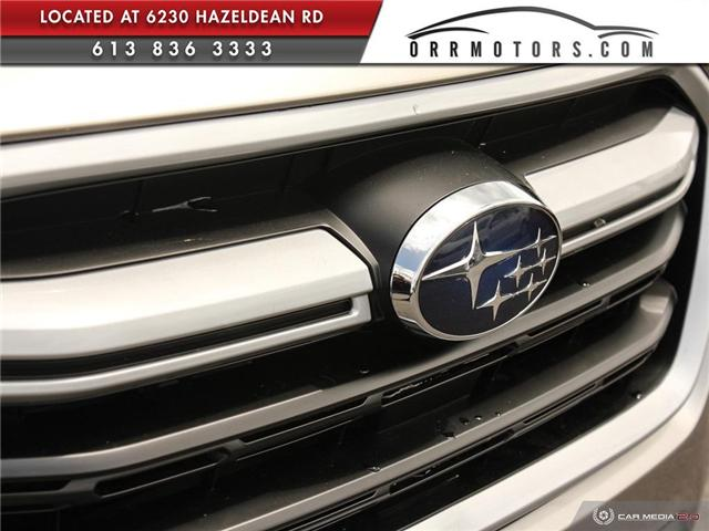2018 Subaru Outback 2.5i Touring (Stk: 5743) in Stittsville - Image 8 of 28
