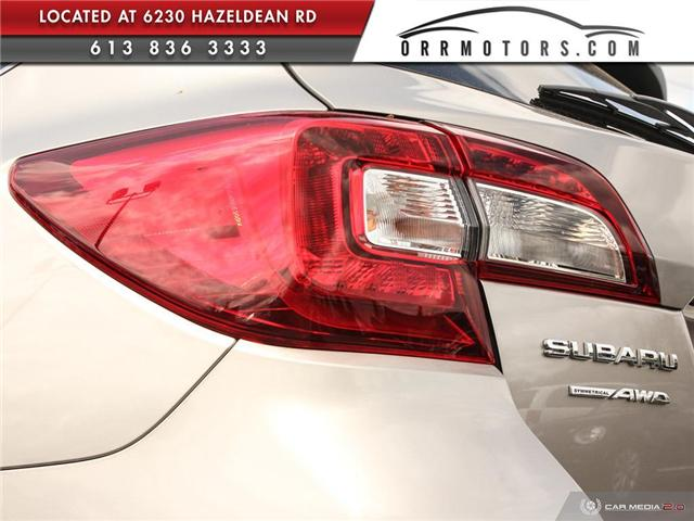 2018 Subaru Outback 2.5i Touring (Stk: 5743) in Stittsville - Image 10 of 28