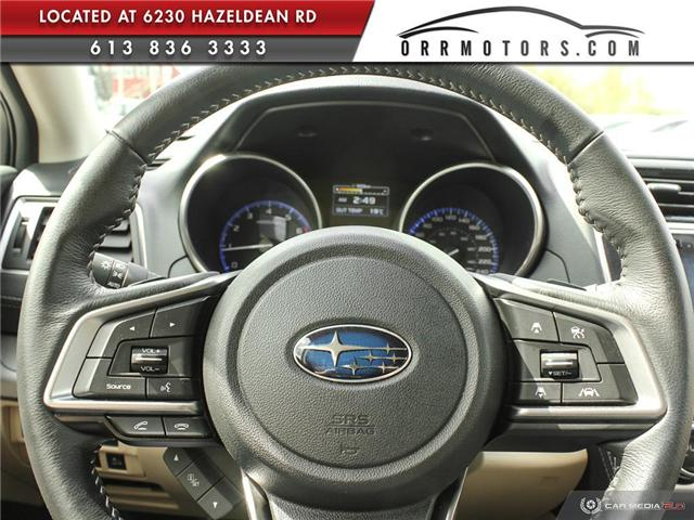 2018 Subaru Outback 2.5i Touring (Stk: 5743) in Stittsville - Image 13 of 28