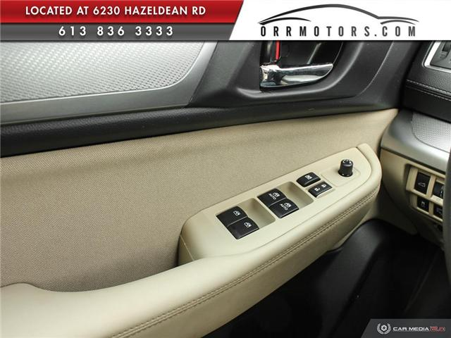 2018 Subaru Outback 2.5i Touring (Stk: 5743) in Stittsville - Image 15 of 28