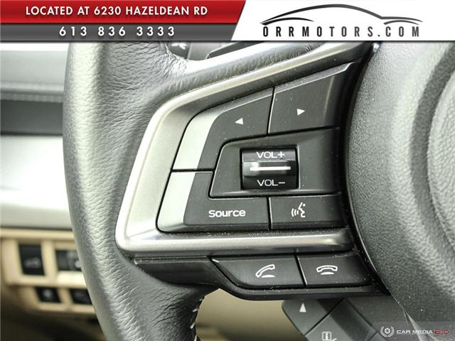 2018 Subaru Outback 2.5i Touring (Stk: 5743) in Stittsville - Image 16 of 28
