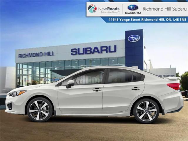 2019 Subaru Impreza 4-dr Sport Eyesight AT (Stk: 32666) in RICHMOND HILL - Image 1 of 1