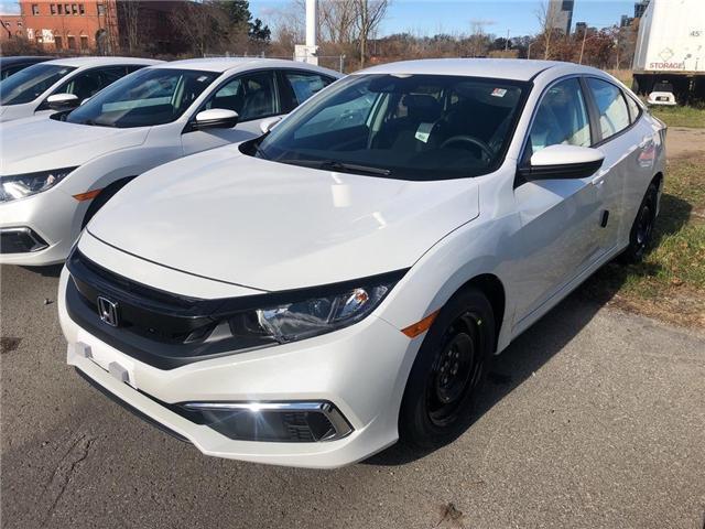 2019 Honda Civic LX (Stk: N4860) in Niagara Falls - Image 1 of 5