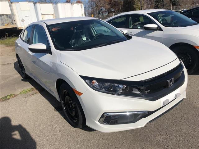 2019 Honda Civic LX (Stk: N4860) in Niagara Falls - Image 5 of 5