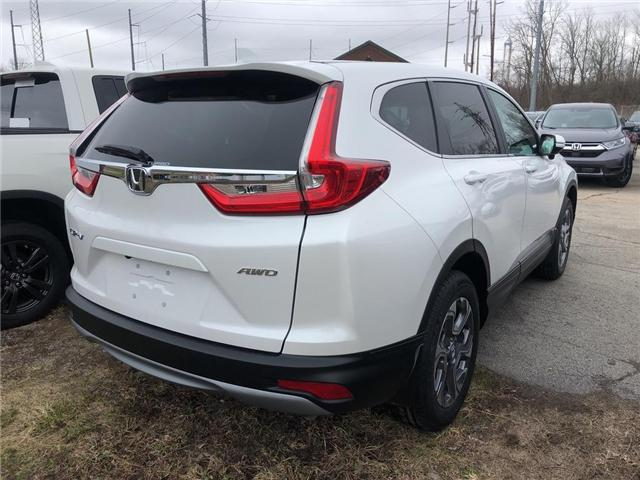 2019 Honda CR-V EX (Stk: N5011) in Niagara Falls - Image 4 of 5