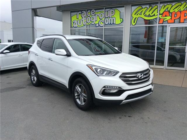 2017 Hyundai Santa Fe Sport 2.4 Luxury (Stk: 16580) in Dartmouth - Image 2 of 24