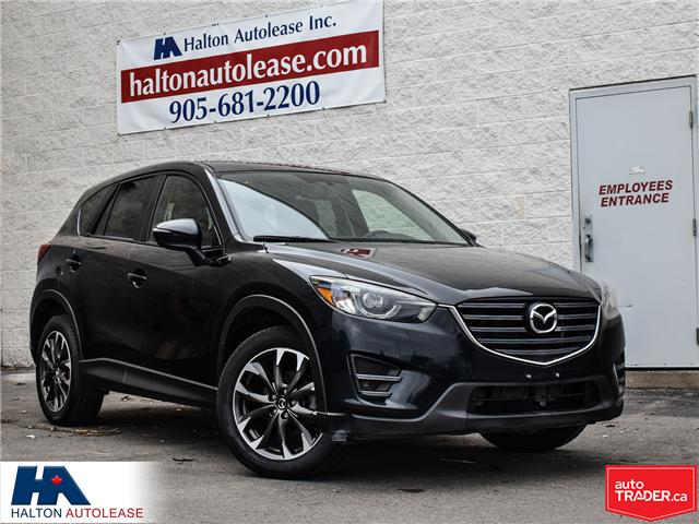 2016 Mazda CX-5 GT (Stk: 307385) in Burlington - Image 1 of 23