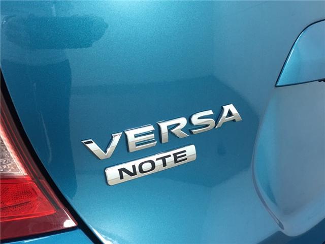 2015 Nissan Versa Note 1.6 SV (Stk: 34938J) in Belleville - Image 21 of 28