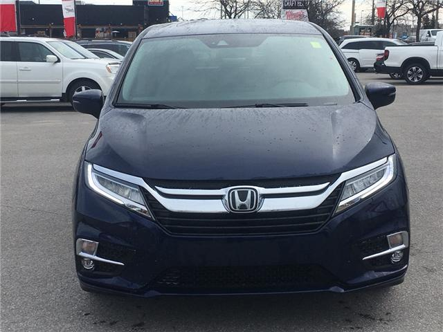 2019 Honda Odyssey Touring (Stk: 191168) in Barrie - Image 2 of 12