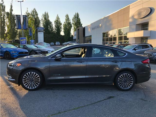 2018 Ford Fusion Hybrid Titanium (Stk: RP19173) in Vancouver - Image 2 of 25