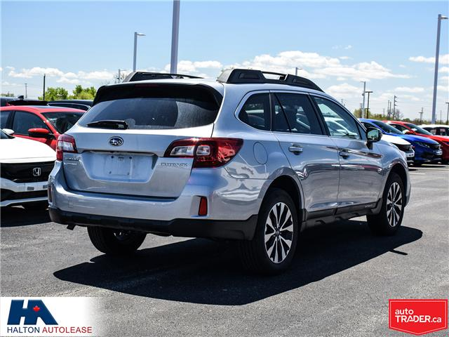 2017 Subaru Outback 2.5i Limited (Stk: 310740) in Burlington - Image 1 of 22