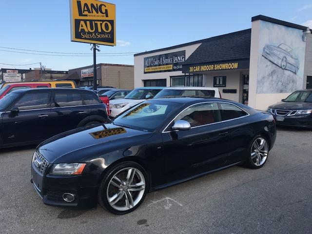 2009 Audi S5 4.2L (Stk: 02996) in Etobicoke - Image 1 of 16