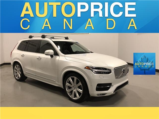 2016 Volvo XC90 T6 Inscription (Stk: D0355) in Mississauga - Image 1 of 26