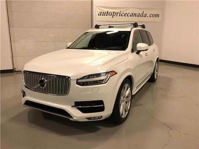 2016 Volvo XC90 T6 Inscription (Stk: D0355) in Mississauga - Image 4 of 26