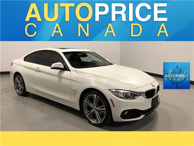 2016 BMW 428i xDrive (Stk: W0328) in Mississauga - Image 1 of 27