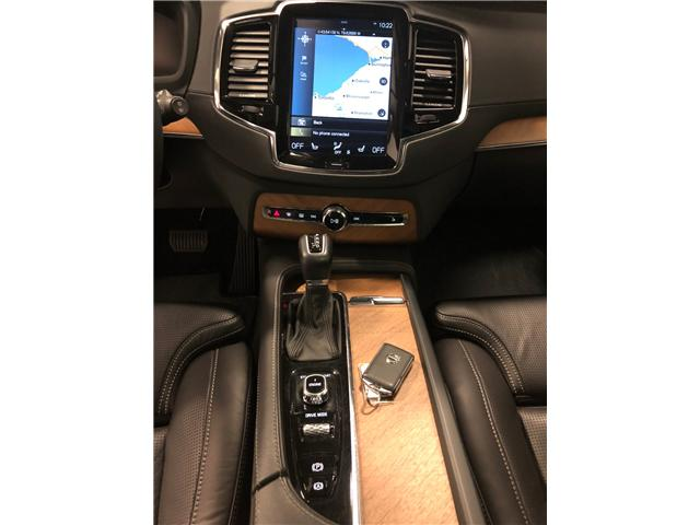 2016 Volvo XC90 T6 Inscription (Stk: D0355) in Mississauga - Image 13 of 26