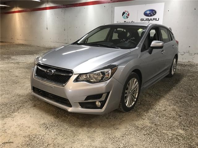 2015 Subaru Impreza 2.0i Sport Package (Stk: P299) in Newmarket - Image 1 of 22
