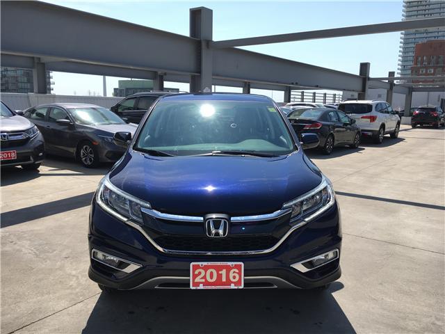 2016 Honda CR-V SE (Stk: HP3337) in Toronto - Image 2 of 19