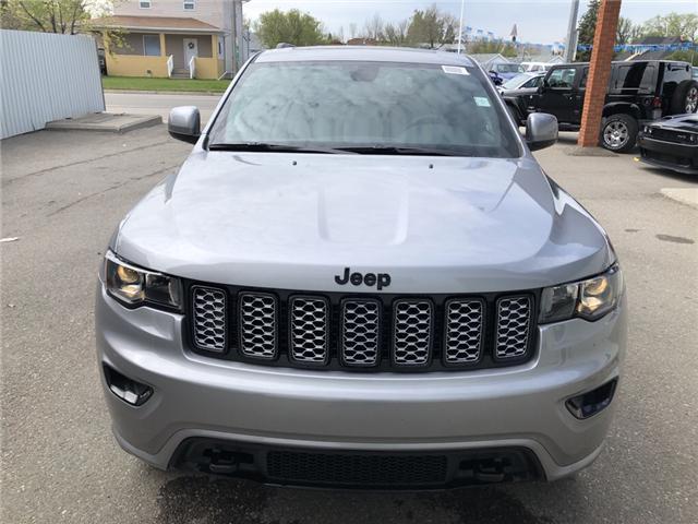2019 Jeep Grand Cherokee Laredo (Stk: 15085) in Fort Macleod - Image 9 of 22