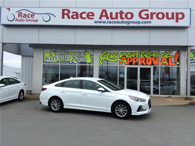 2019 Hyundai Sonata ESSENTIAL (Stk: 16682) in Dartmouth - Image 1 of 25