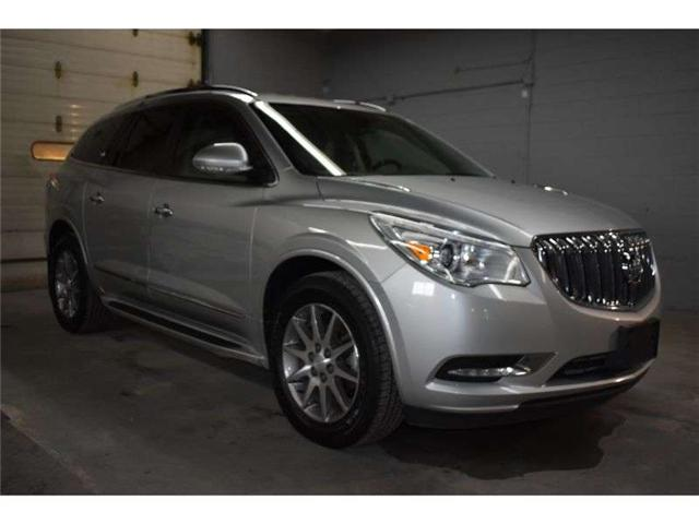 2016 Buick Enclave LEATHER AWD - BACKUP CAM * HTD SEATS * LEATHER (Stk: B4079) in Cornwall - Image 2 of 30