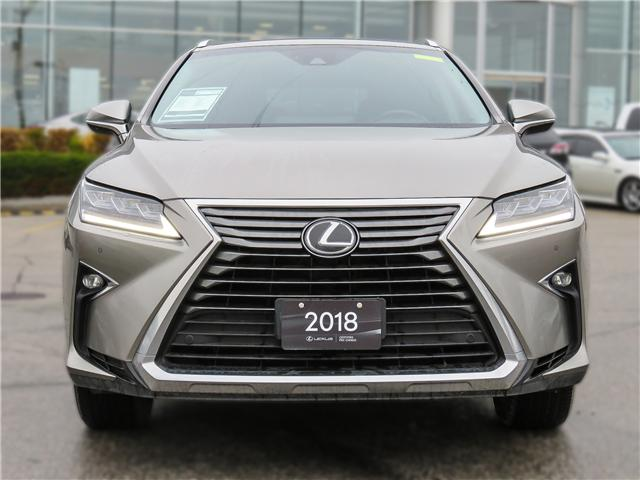 2017 Lexus RX 350 Base (Stk: 12083G) in Richmond Hill - Image 2 of 20