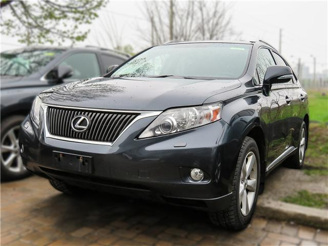 2010 Lexus RX 350 Base (Stk: 12040G) in Richmond Hill - Image 1 of 4