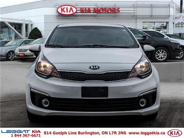 2016 Kia Rio  (Stk: 2361) in Burlington - Image 2 of 25