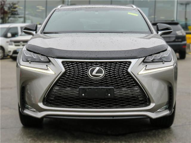2017 Lexus NX 200t Base (Stk: 12110G) in Richmond Hill - Image 2 of 20