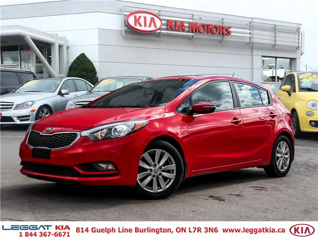 2015 Kia Forte  (Stk: 2358) in Burlington - Image 1 of 25