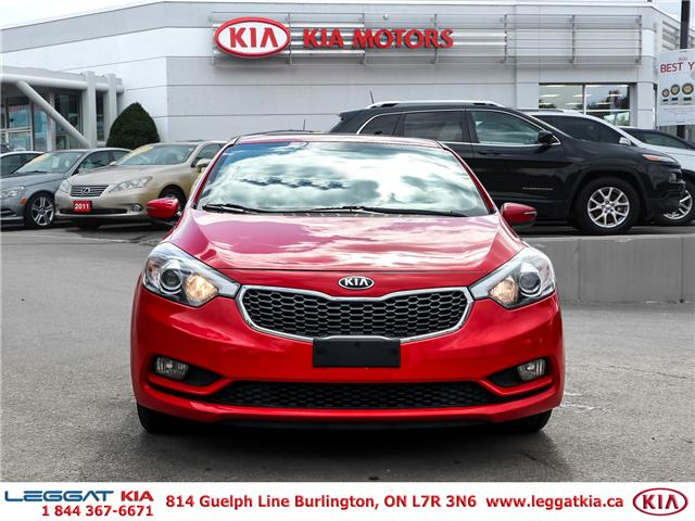 2015 Kia Forte  (Stk: 2358) in Burlington - Image 2 of 25