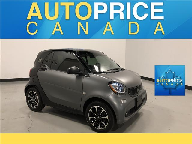 2017 Smart fortwo electric drive Passion (Stk: H0351) in Mississauga - Image 1 of 21