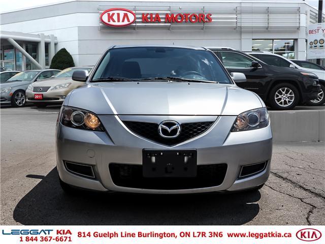 2008 Mazda Mazda3  (Stk: W0142) in Burlington - Image 2 of 23