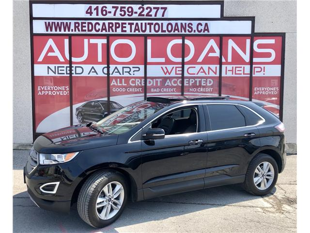 2016 Ford Edge SEL (Stk: B40168) in Toronto - Image 1 of 15