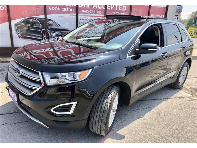 2016 Ford Edge SEL (Stk: B40168) in Toronto - Image 2 of 15
