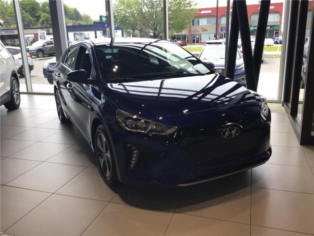 2019 Hyundai Ioniq EV Ultimate (Stk: R95500) in Ottawa - Image 1 of 9