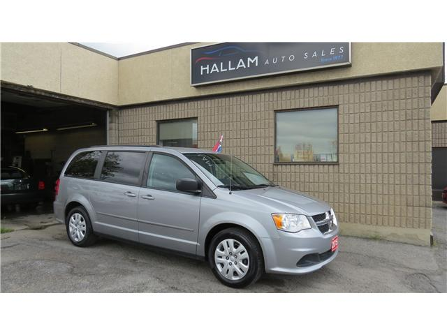 2015 Dodge Grand Caravan SE/SXT (Stk: ) in Kingston - Image 1 of 16