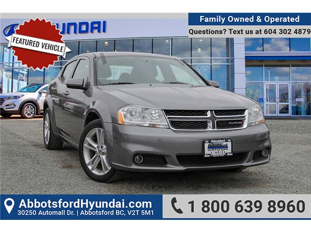 2012 Dodge Avenger SXT (Stk: AH8728A) in Abbotsford - Image 1 of 24